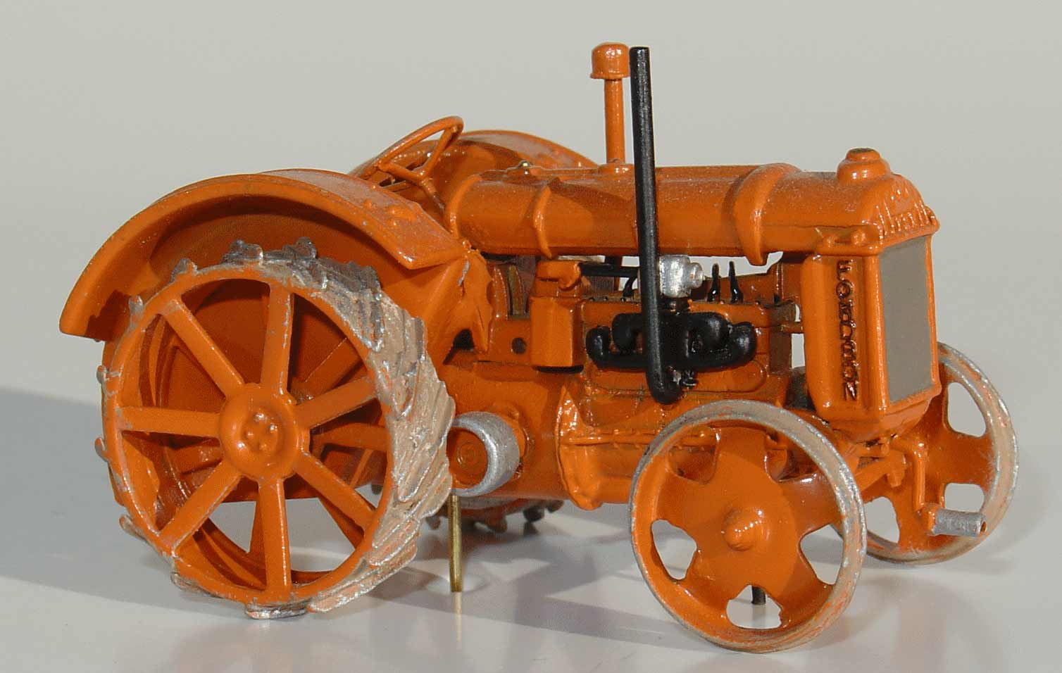 Steel Wheel Tractor : Duncan models